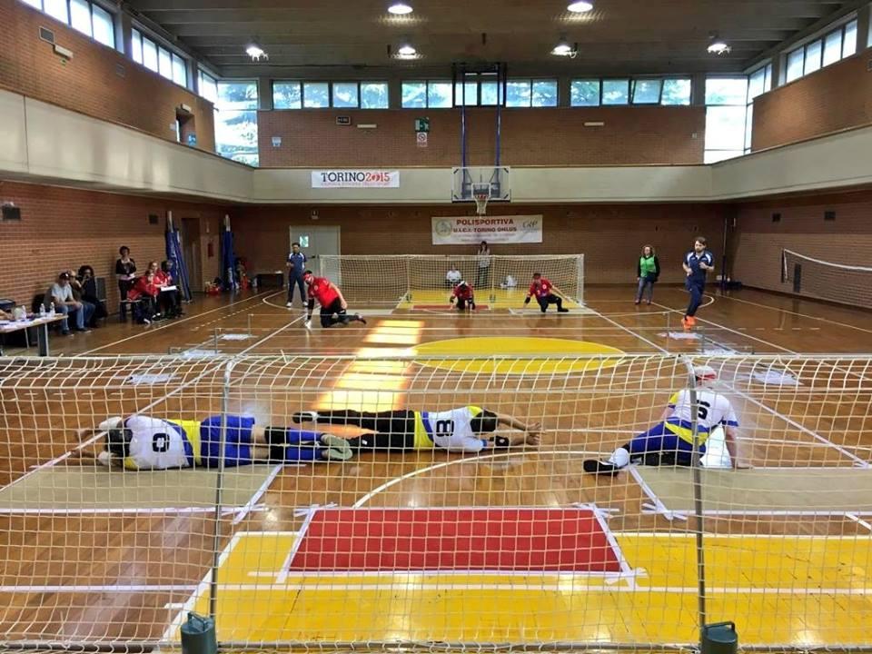 Torneo Internazionale di Torball: trionfo per la squadra torinese