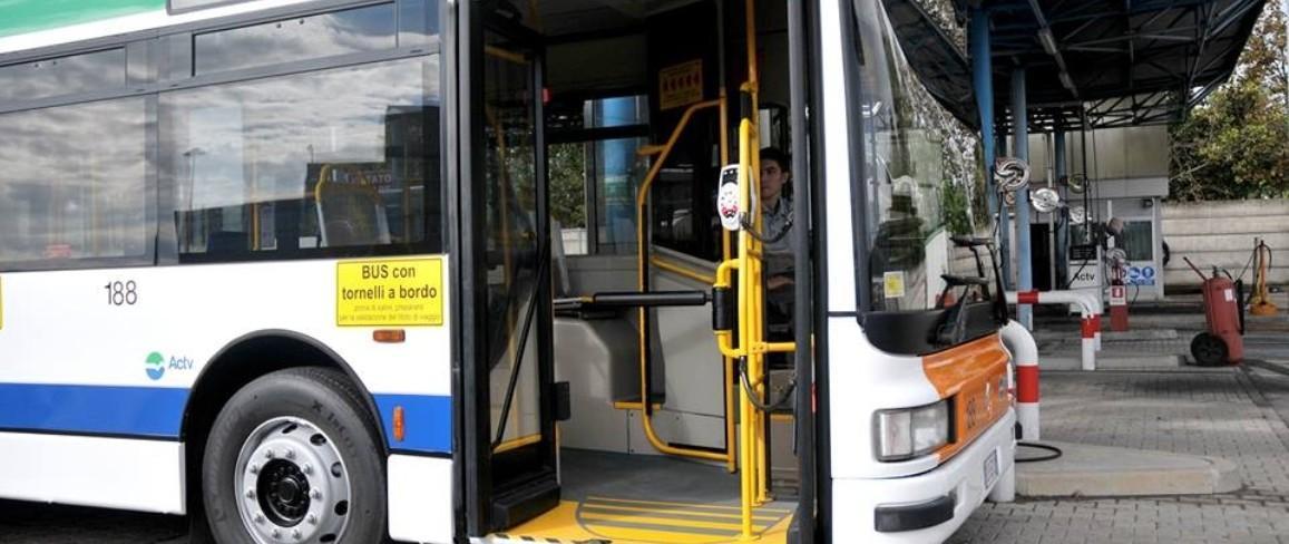 Tornelli sui bus GTT