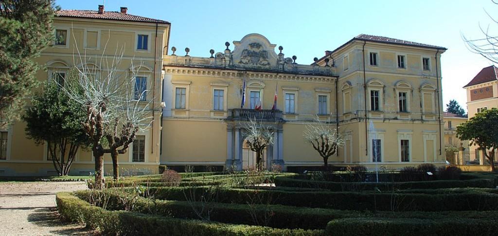 Palazzo D'Oria, Ciriè (Torino)