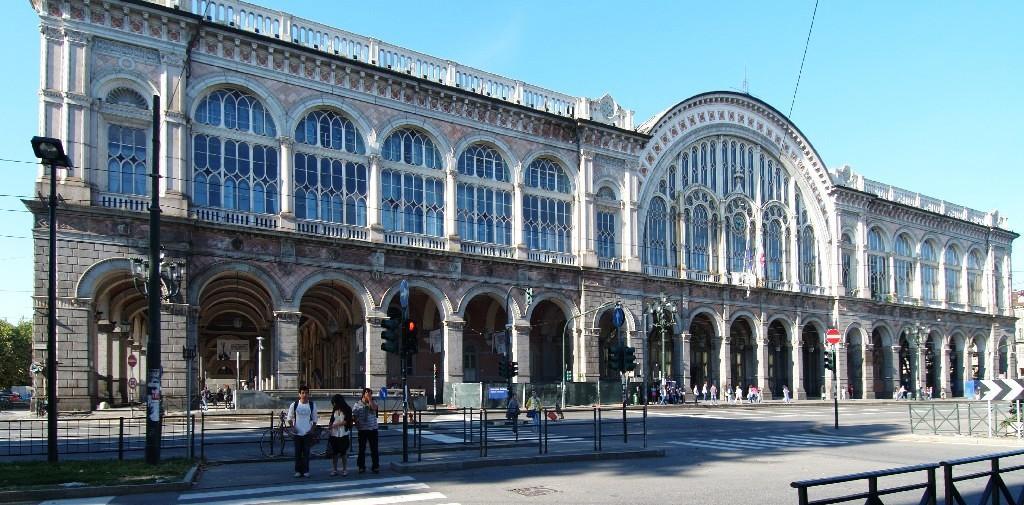Stazione di Porta Nuova Torino