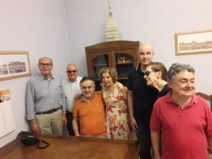 Consiglio Sezionale UICI Torino