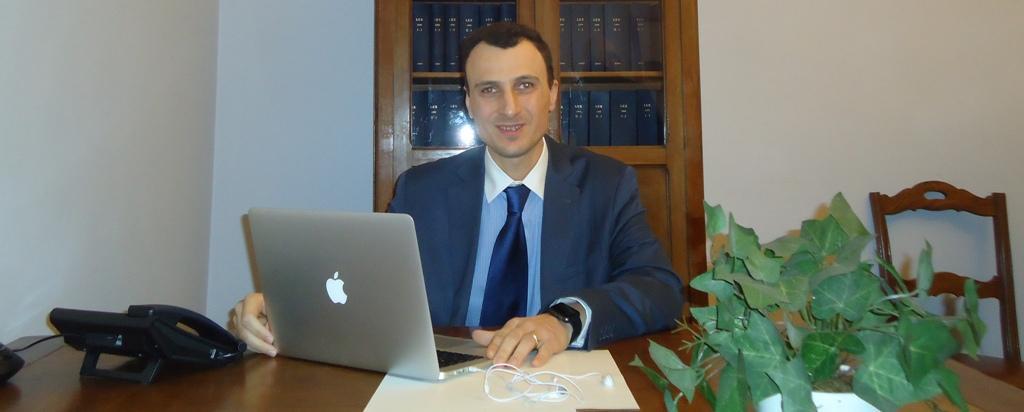 Il presidente UICI Torino, Franco Lepore