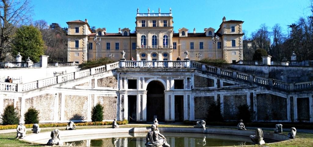 Villa della Regina Torino, esterno