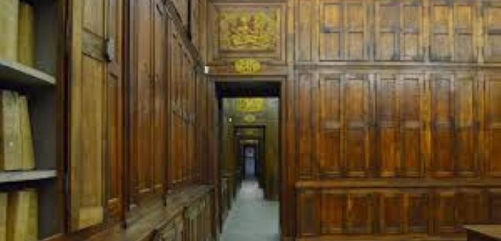 Archivio di Stato Torino, interno