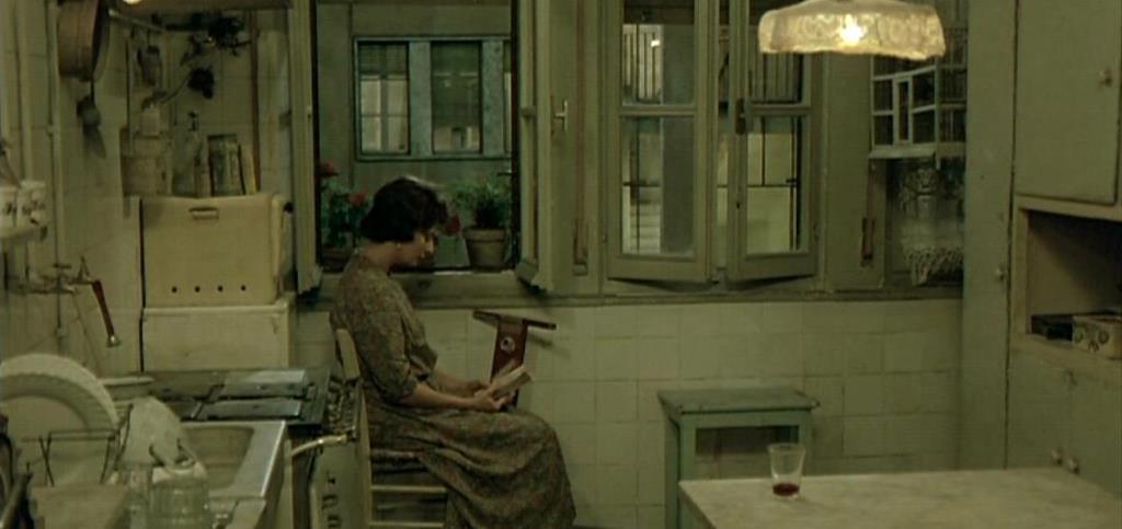 Ettore Scola, Una Giornata Particolare. Immagine con Sofia Loren