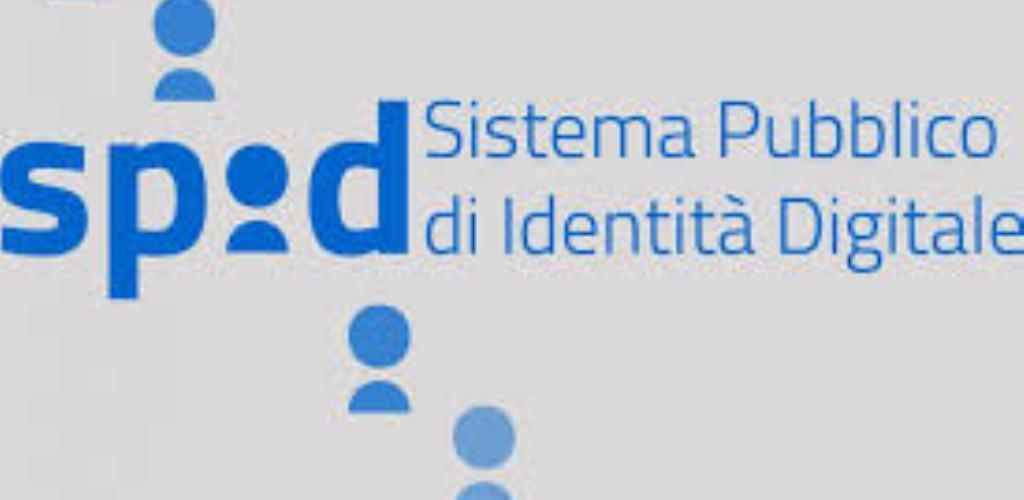 Logo Spid Servizio di Identità Digitale