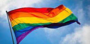 Bandiera arcobaleno, simbolo della comunità LGBT